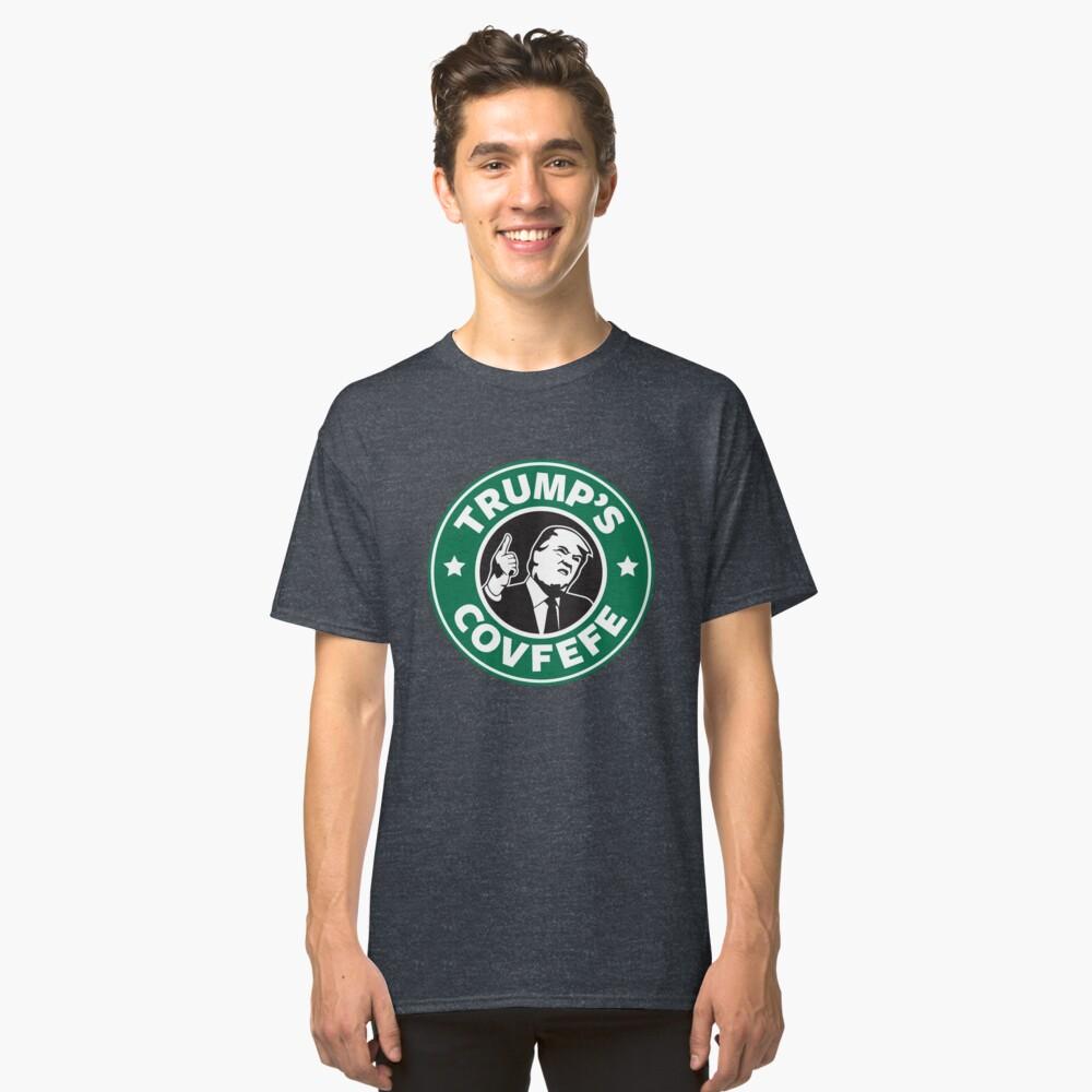 Trump's Covfefe Classic T-Shirt