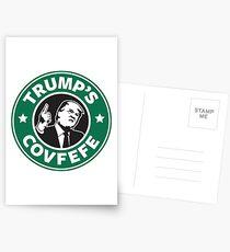 Trump's Covfefe Postcards
