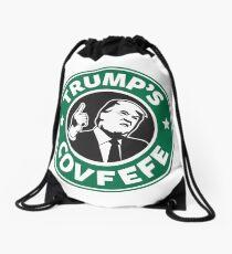 Trump's Covfefe Drawstring Bag