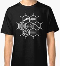 MTB Honeycomb Stealth Classic T-Shirt