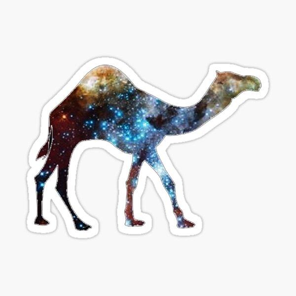 Universal Journey Sticker