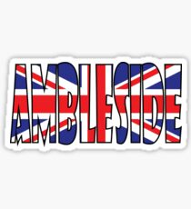 Ambleside Sticker