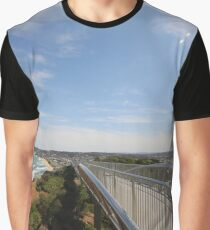 A walk on the edge  Graphic T-Shirt