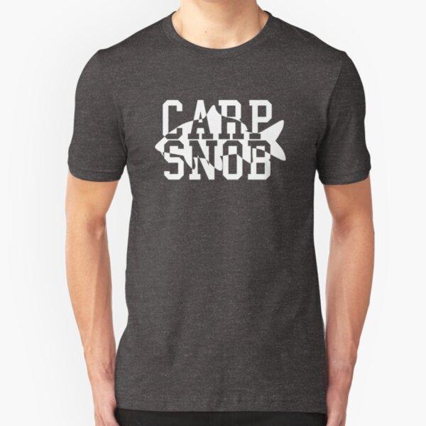 Carp Snob Fisherman's Shirt Slim Fit T-Shirt