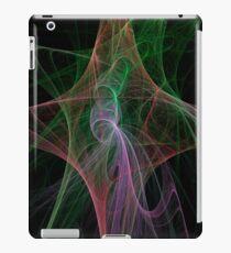 Space Flame iPad Case/Skin