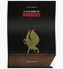Little Shop of Horrors Alternative Minimalist Poster Poster