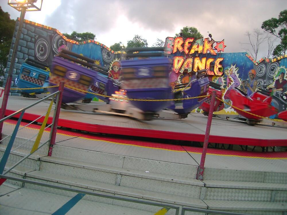 Break Dance Ride by keara