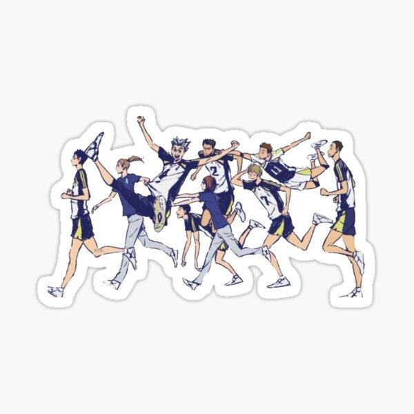 Fukurodani - Haikyuu! Sticker