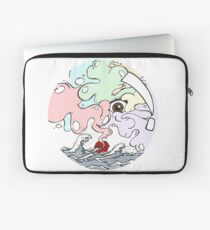 Chaos in a bubble Laptop Sleeve