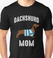 Dachshund Mom Shirt Unisex T-Shirt