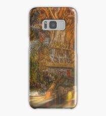 The Past Alive in the Present in Ghana Samsung Galaxy Case/Skin