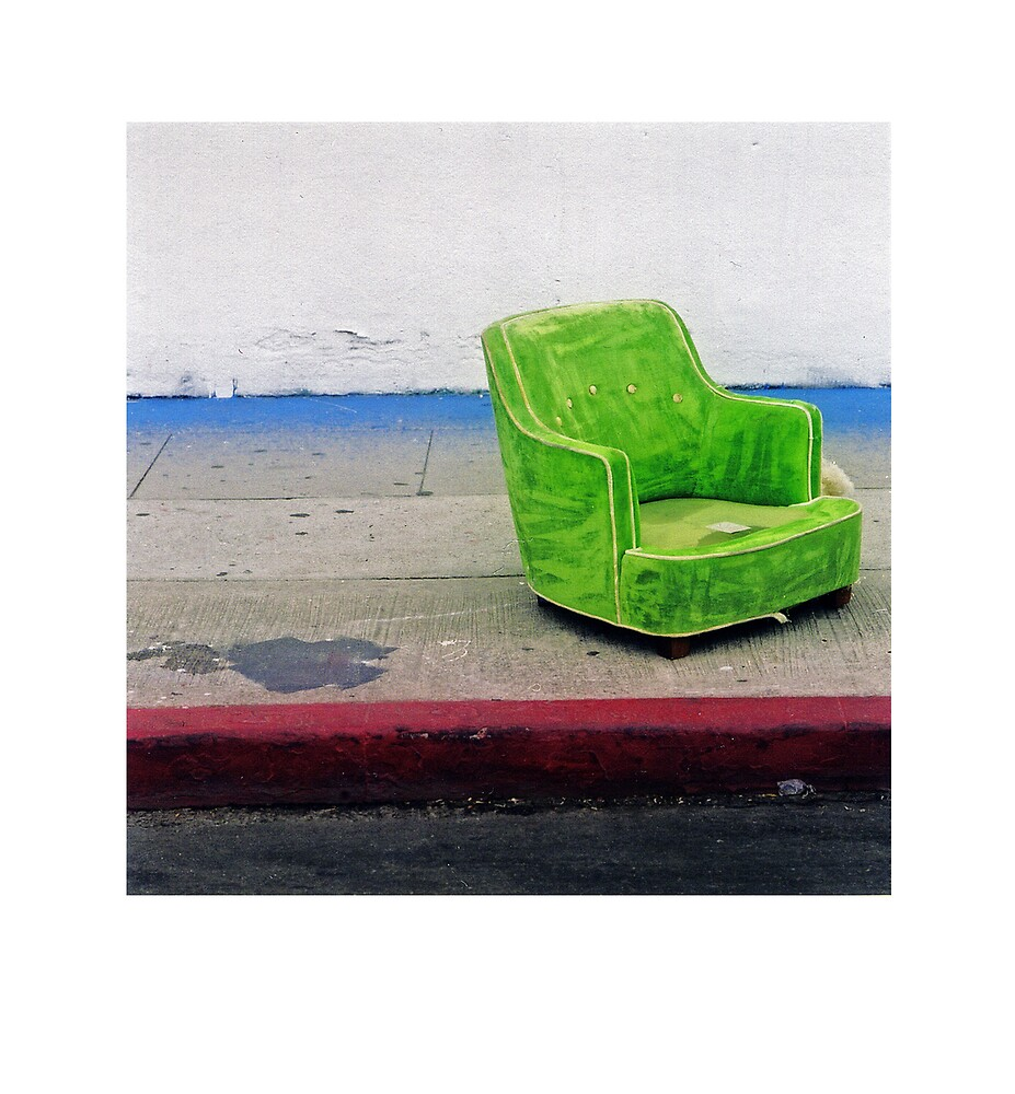 Artful Chair by Jason Potter