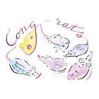 Cong-rats! by yanak