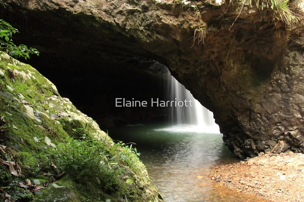 Natural Arch by Elaine Harriott