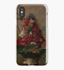 Still Life with Hummingbird 1870 William Merritt Chase iPhone Case/Skin