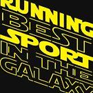 Running best sport in the Galaxy von mohsenmohamed