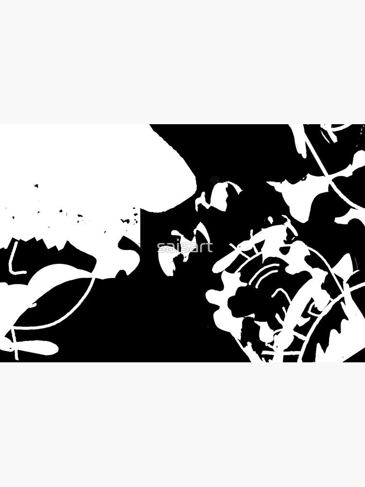 Black and white heads von saisart
