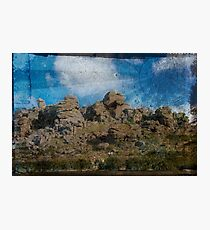 Hound of the Baskervilles Photographic Print