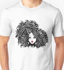 Natural Black Goddess  T-Shirt
