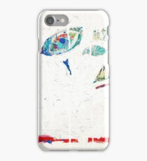 Blue by Matthew Moskowitz  iPhone Case/Skin