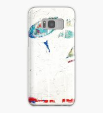 Blue by Matthew Moskowitz  Samsung Galaxy Case/Skin