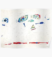 Blue by Matthew Moskowitz  Poster