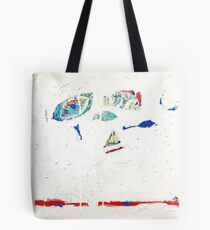 Blue by Matthew Moskowitz  Tote Bag