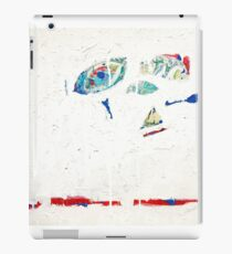 Blue by Matthew Moskowitz  iPad Case/Skin