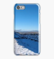 Snowy Whernside iPhone Case/Skin