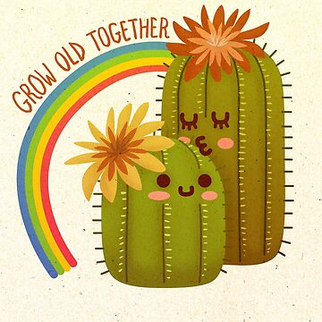 Grow Old Together - Cacti by maarika