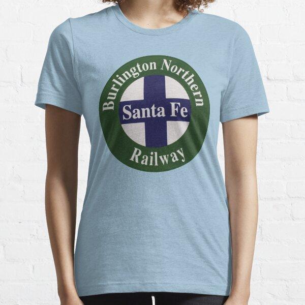 Burlington Northern Santa Fe Railway Essential T-Shirt