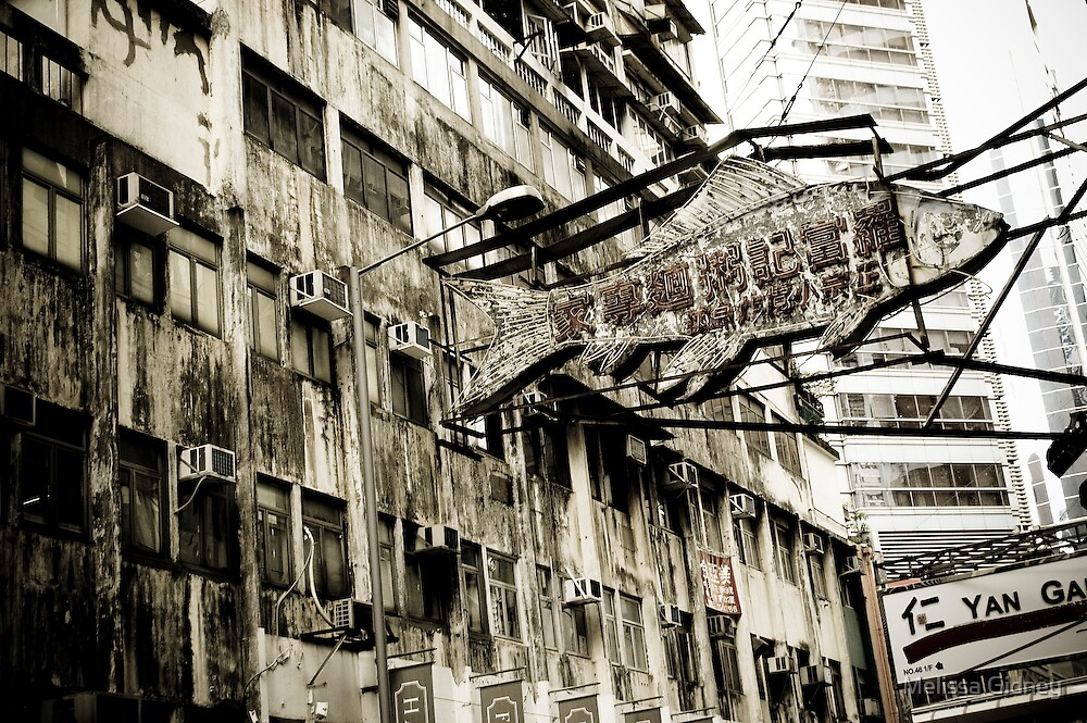 Hong Kong II by Melissa Gidney
