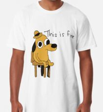 This is Fine Long T-Shirt