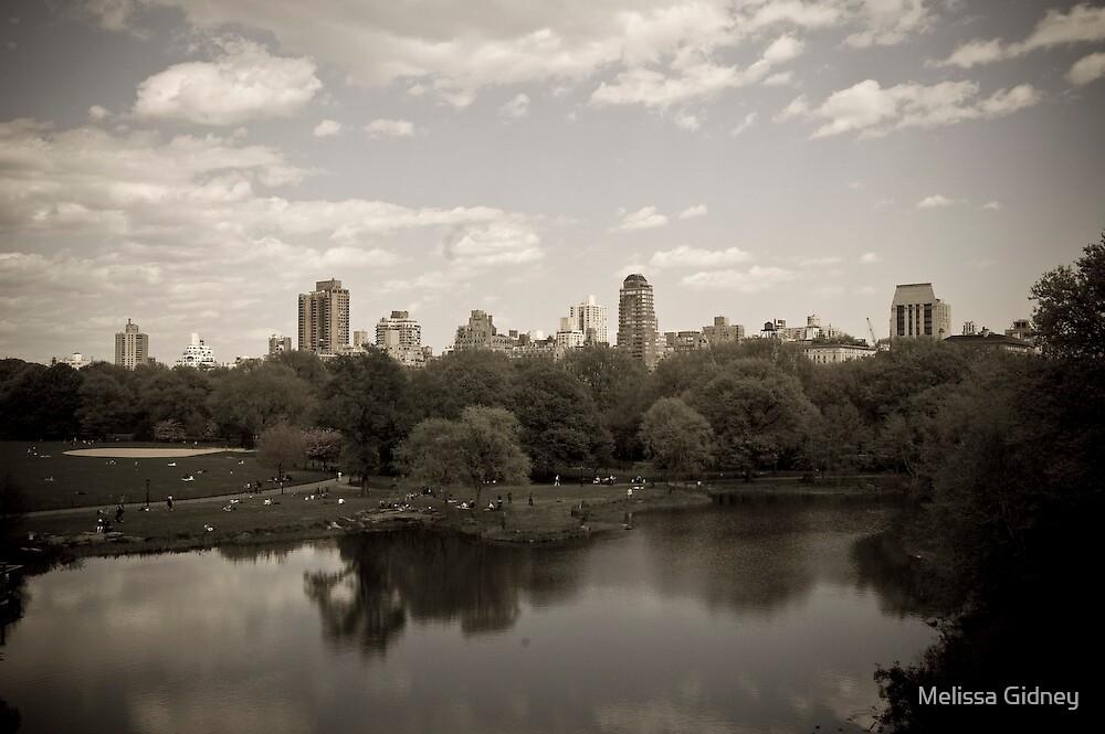 Central Park by Melissa Gidney