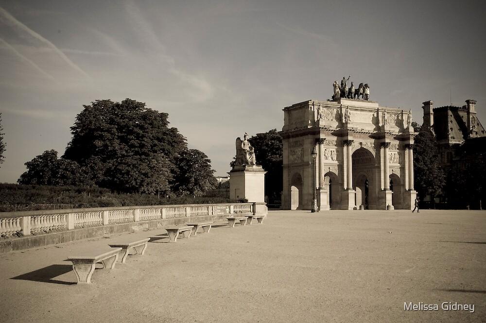 Louvre by Melissa Gidney