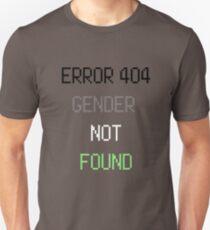 Gender not found Unisex T-Shirt