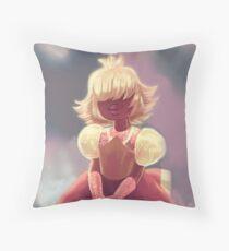 Padparadscha Throw Pillow