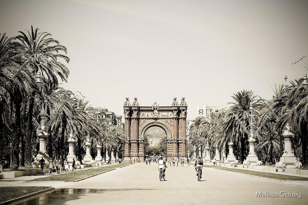 Spain by Melissa Gidney