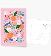 Orange Blossom  Postcards