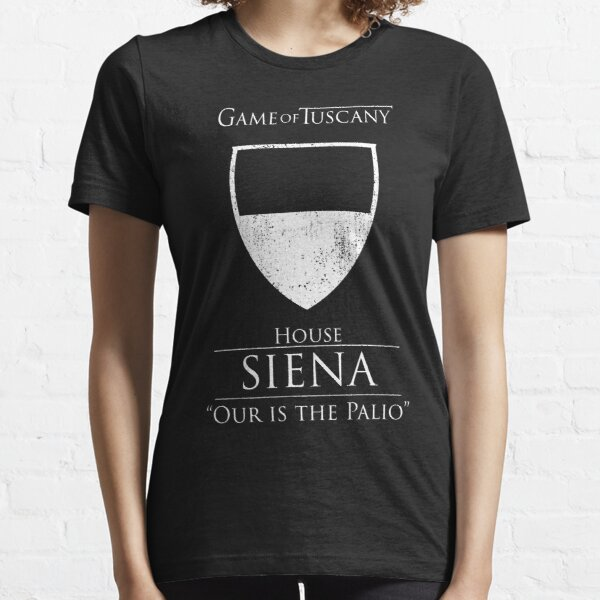 Game of Tuscany - Siena Essential T-Shirt