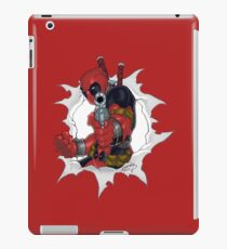 wade invasion iPad Case/Skin