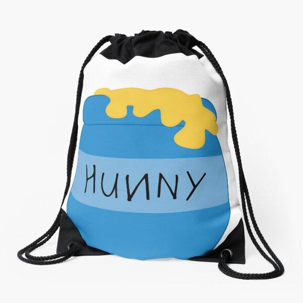 Hunny Pot - © GraphicLoveShop Drawstring Bag