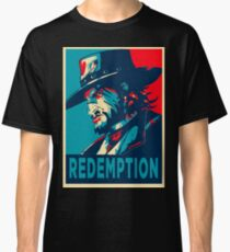 Redemption Hope Poster Classic T-Shirt