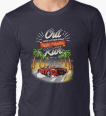 Camiseta de manga larga Aventura de carreras