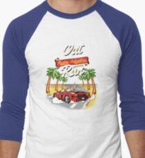 Racing Adventure  Men's Baseball ¾ T-Shirt