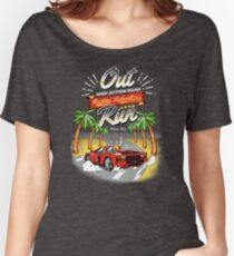 Racing Adventure  Women's Relaxed Fit T-Shirt
