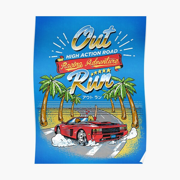 Racing Adventure  Poster