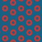 Fishman Donuts - Phish by AllyFlorida