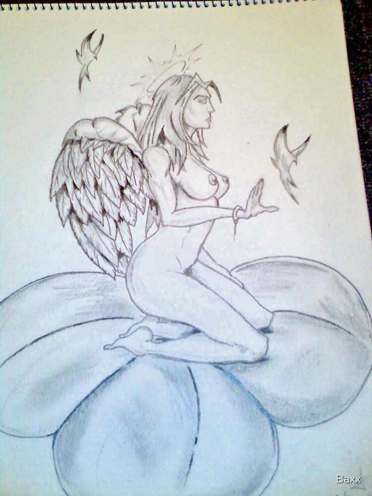 Spirit of an Angel by Baxx