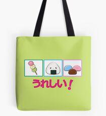 Happy Happy Tote Bag